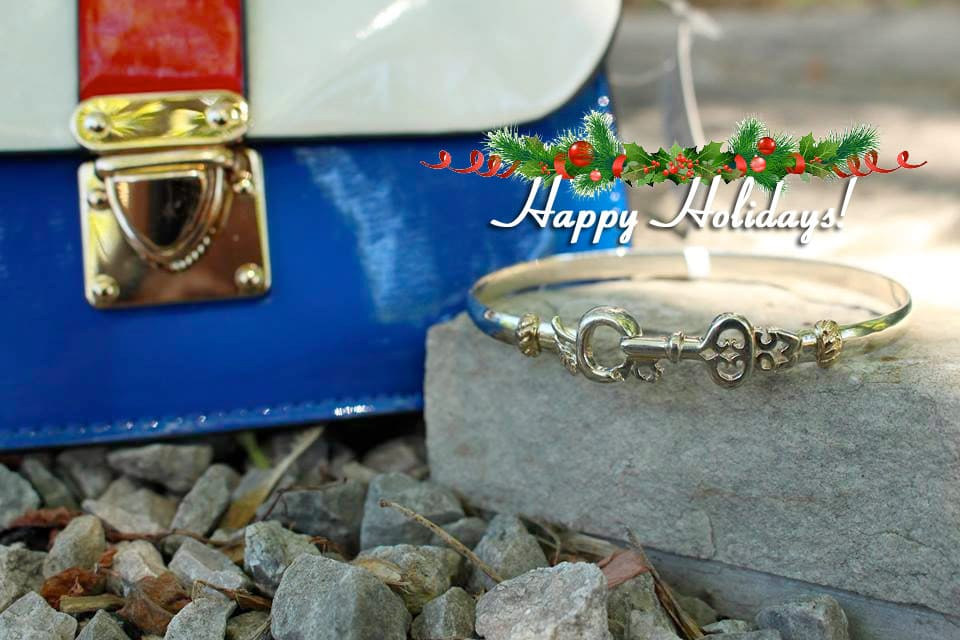 10% Off your Holiday Order And Free Custom Made Earrings!